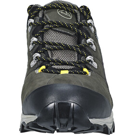 La Sportiva Genesis GTX Shoes Men Carbon/Citronelle